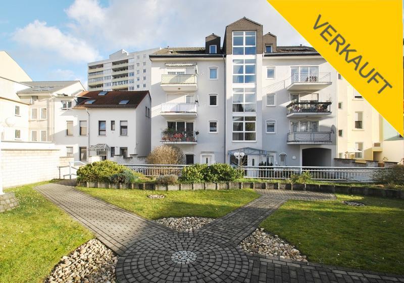 Gepflegtes 1 zimmer appartement in offenbach adler for 1 zimmer wohnung offenbach